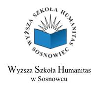 VYSOKÁ ŠKOLA HUMANITAS - Logo